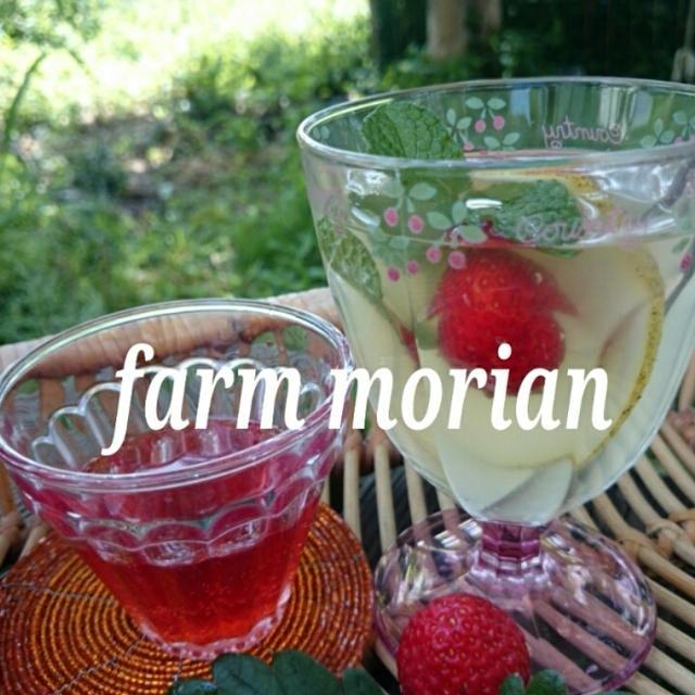 農園夏レシピと星にねがいを