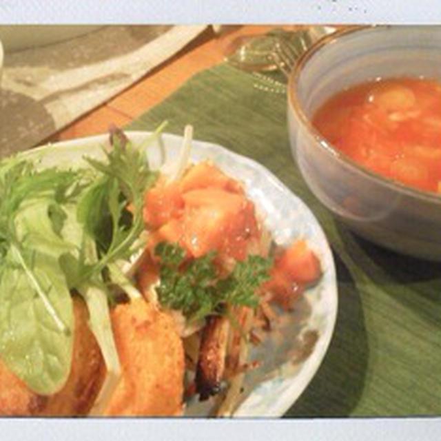 お魚のガレットレシピ