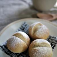 おから入り丸パン。