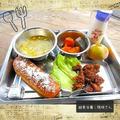 鯨肉風の甘辛味(豚肉で再現)*昭和な給食