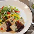 おからと豆腐入りのミートローフ by こもれびさん