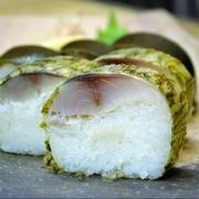 アメリカで一番美味しい 鯖の棒寿司