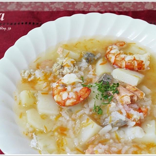 魚のスープ ウハー  уха