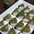 *超簡単!手作り桜餅で縁側に春が来た♪*
