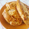 バタールのフレンチトーストモーニング