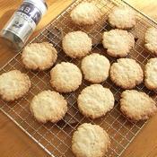 簡単♪バニラミルククッキー