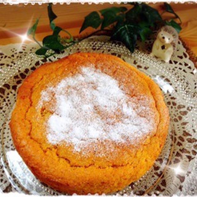 9月です、2学期です!! ~♥かぼちゃのケーキ♥~
