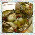 オイルに漬けて蒸すだけ、ワインのおつまみ、牡蠣のオイル漬(レシピ付) by kajuさん
