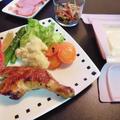 チキンレックと豆乳湯豆腐 by みなづきさん