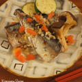 【キレイママレシシピ】さんまのソテーでDHA補給!