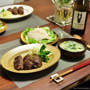 晩ごはんにもお弁当にも◎【牛肉の大葉チーズ巻き】と、心があったかくなるお話