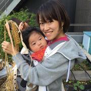 銀座で雑穀の収穫体験してきました。