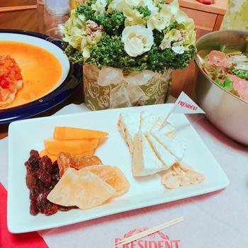 【レシピ】カマンベールがとろ〜り。柔らかポークソテー