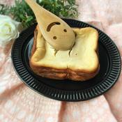 シナモン香るチーズケーキ