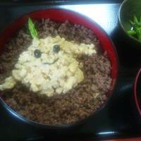 キビタンのニコニコ☆二色丼