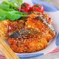 生臭さも気にならない♪作りおきやお弁当にも♪『秋鮭のごま甘酢照り焼き』