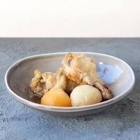 ヤマキあごだしを使って 冬野菜をおいしく食べるレシピ。