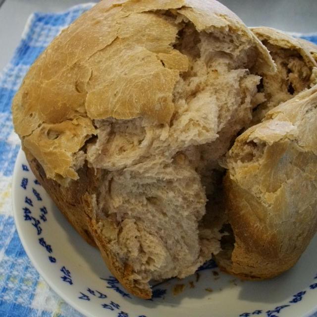 くるみココアパン