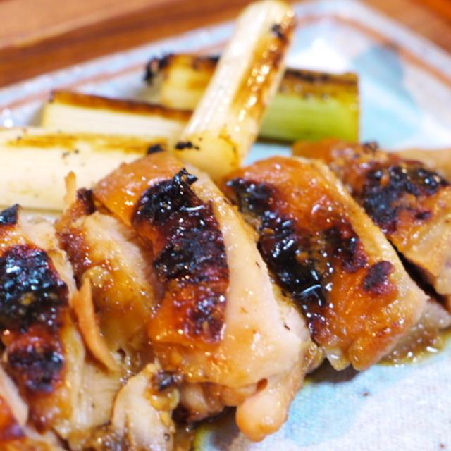 チキンのうなタレ味噌漬け焼き