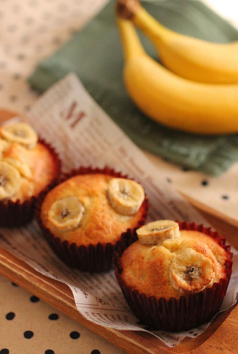 ホットケーキミックスで簡単!夏場の熟しやすいバナナでつくる簡単おやつ