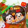 ミッキー&ミニーのお弁当☆
