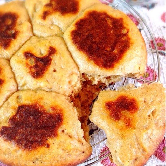 鍋焼き浜納豆パン