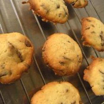 【おかし】チョコチップクッキー