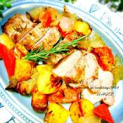 ヘルシーなヒレ肉でオーブン焼き