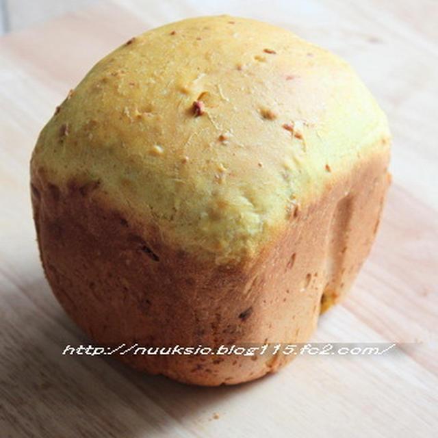 オニオン・ベーコン・チーズ入り☆カレーパン