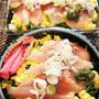 ■ランチ丼【ブリフィレ丼 簡単10分で美味しいです♪】