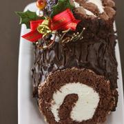 クリスマスに♪ ブッシュドノエルの作り方♪