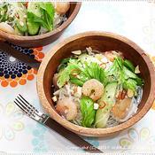 簡単■クミン香るヤムウンセン(タイ風春雨サラダ)■