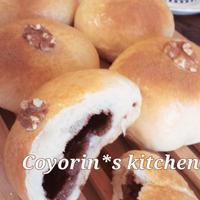シナモン香るチョコくるみパン