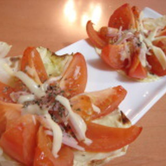 塩麹さん☆トロウマっ☆焼きトマト!