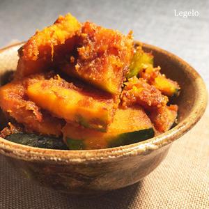 香ばしい甘さがクセになる!「かぼちゃ」を使った炒め料理レシピ