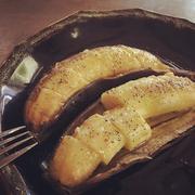お腹も心もあったまる!寒くなってきたら「#焼きバナナ」がオススメ