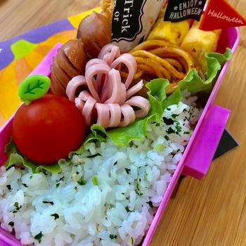 10月20日〜職場体験の日のお弁当と今日のお昼ごはん♡〜