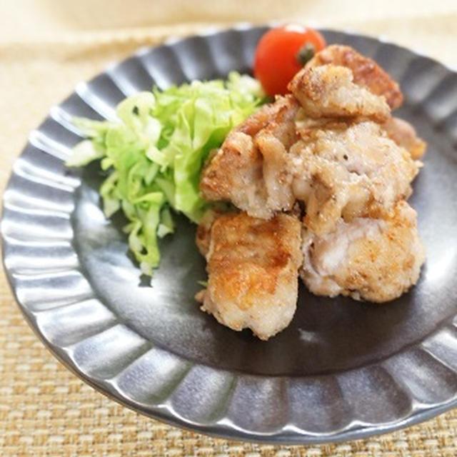 【スパイスアンバサダー】ガラムマサラで台湾風鶏から揚げ