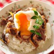≪レシピ≫牛の和風甘辛煮で牛ド~ン!!と、すぅと母さんの会話