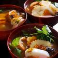 ■続・正月料理 1月2日の朝ご飯編【①我が家のお雑煮レシピ】おもてなし料理です♪ by あきさん
