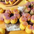 【ダイエットおやつ】ホットケーキミックスで簡単!揚げないさつまいもドーナツ