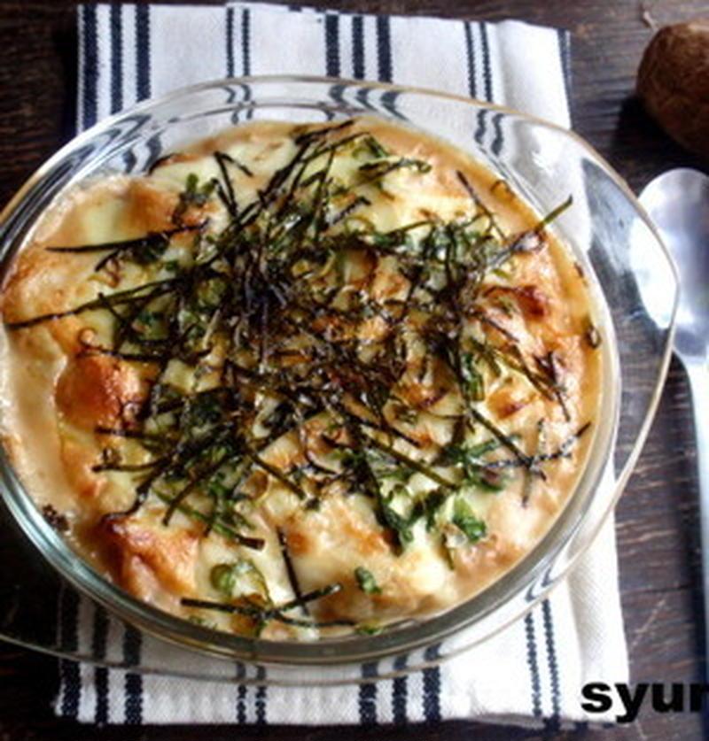 和食以外でも楽しめる!ほっくほくでおいしい「里芋グラタン」