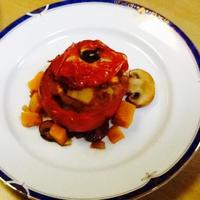 マルコメ ダイズラボ 大豆のお肉ミンチでトマトノのファルシー