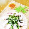 梅ドレッシングdeさっぱり酢の物 by kitten遊びさん