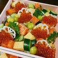 本日、私◯◯歳のお誕生日です!!豪華海鮮ちらし寿司 by watakoさん
