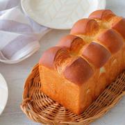 しっとりほわほわなリッチ食パン♪