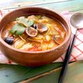 10分で疲労回復に!生きた肝臓薬のシジミとキャベツのトマトスープ♡レシピ