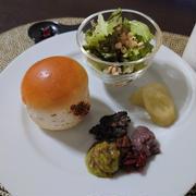 東京會舘の3種のブリオッシュ(*^^*)♪