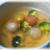 ジャガもけスープ