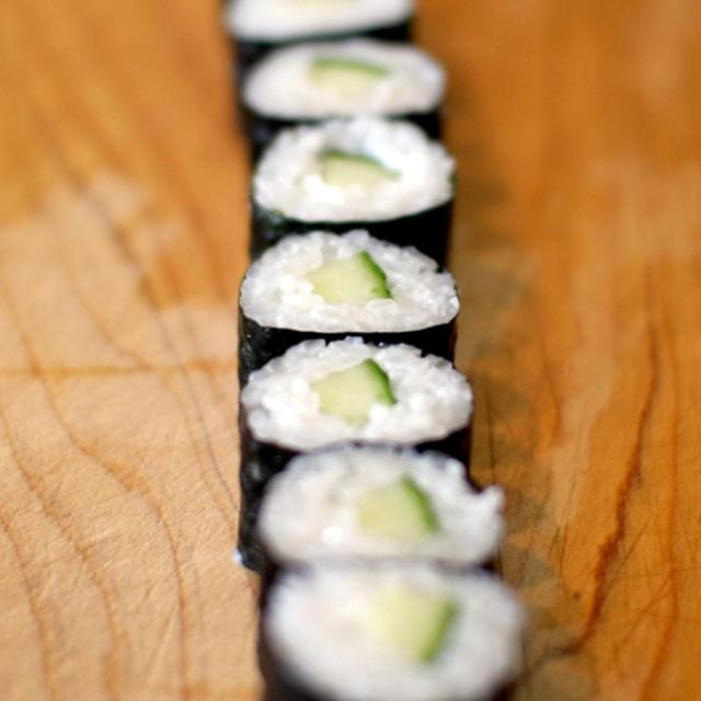 寿司(細巻き)
